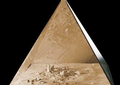 Piramide-mirage